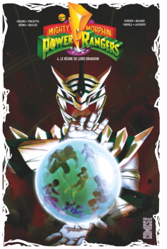 Power Rangers Tome 4
