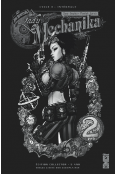 LADY MECHANIKA Tome 2 - Edition collector 5 ans