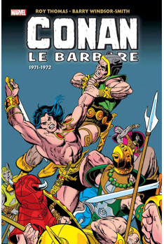 Conan le Barbare Intégrale 1971-1972