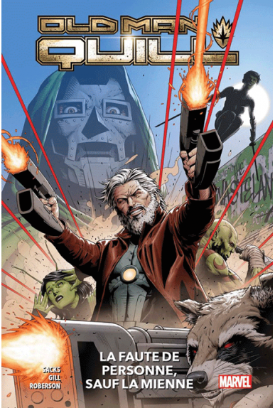 Old Man Quill Tome 1
