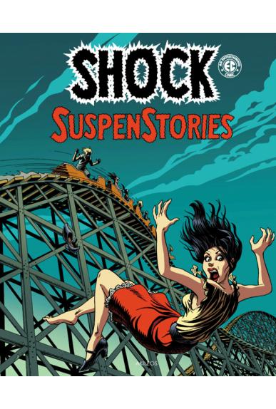 Shock SuspenStories Tome 3