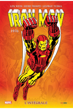 IRON MAN L'INTEGRALE 1976