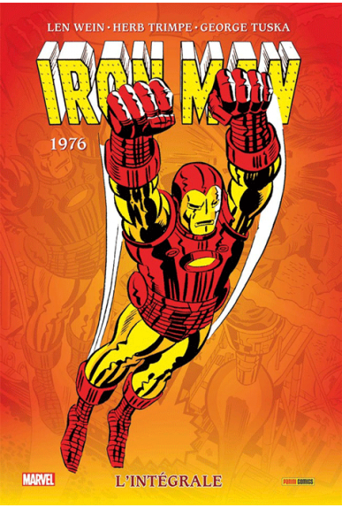 IRON MAN L'INTEGRALE 1976