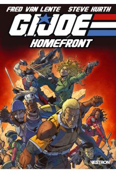 G.I. Joe : Homefront Tome 1