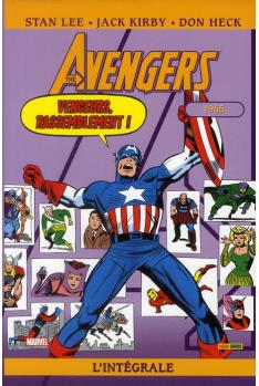 AVENGERS L'INTEGRALE 1965 (EO)