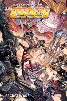 Les Gardiens de la Galaxie - Secret Wars