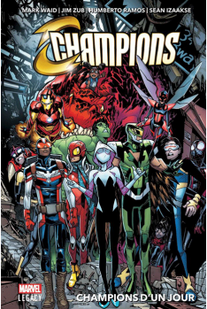 Champions Tome 1 - Marvel Legacy