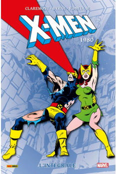 X-MEN L'INTEGRALE 1980 (NED)