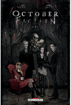 October Faction Tome 1