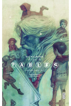 Fables Intégrale Tome 8