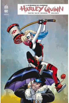 Harley Quinn Rebirth Tome 6