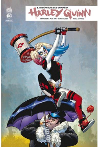 Harley Quinn Rebirth Tome 6