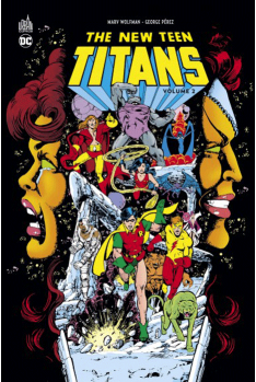 New Teen Titans Tome 2