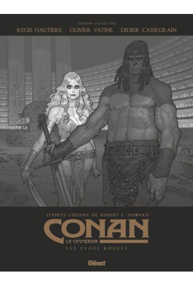 Conan le Cimmérien Tome 7 Noir & Blanc