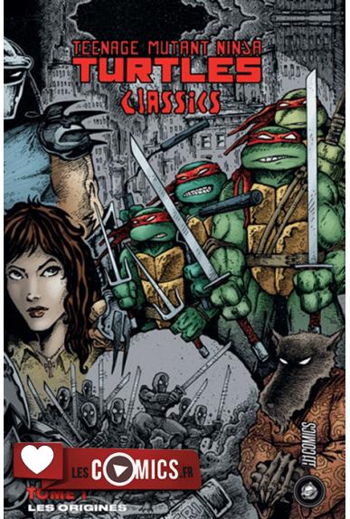 Les Tortues Ninja - TMNT Classics Tome 1