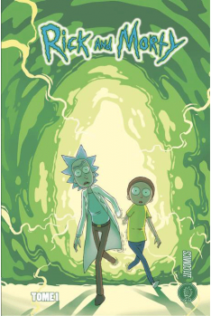 Rick & Morty Tome 1 + Tome 2
