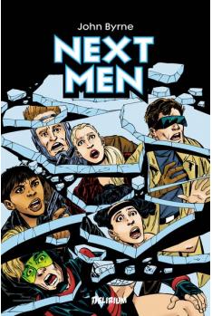 Next Men Intégrale Tome 1
