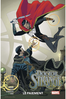 Doctor Strange Fresh Start Tome 2