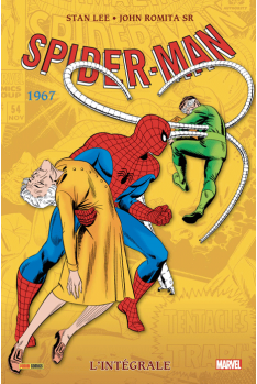 AMAZING SPIDER-MAN L'INTEGRALE 1967 (NED)