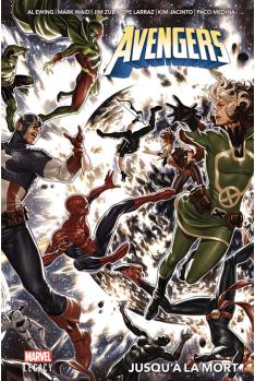 Avengers : Jusqu'à la mort - Marvel Legacy