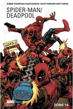 Spider-Man / Deadpool Tome 2 - Marvel Legacy