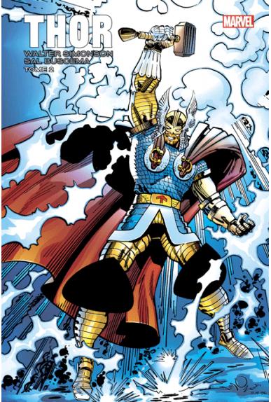 Thor par Walter Simonson Tome 2 sur 2