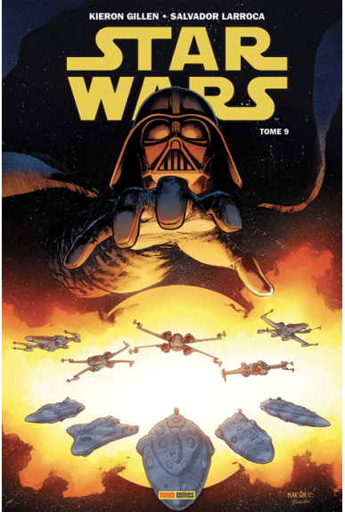 STAR WARS TOME 9