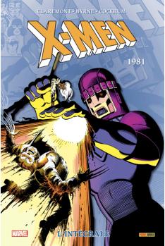 X-MEN L'INTEGRALE 1981 (NED)