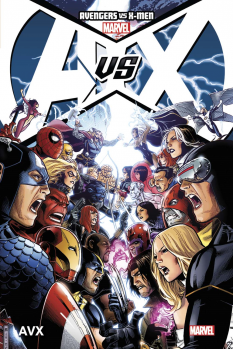Avengers VS X-Men Tome1