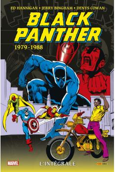 BLACK PANTHER L'Intégrale 1979-1988