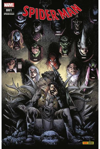 Spider-man n°1 (2020)