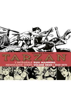 Tarzan - L'intégrale Russ Manning 1971-1974