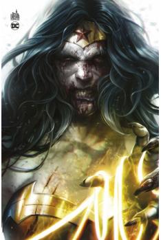 DCEASED couverture Wonder Woman
