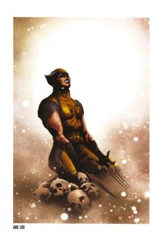 Lithographie Wolverine par Jae Lee