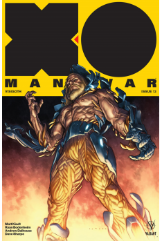Coffret Collector X-O Manowar