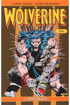 Wolverine L'intégrale 1991