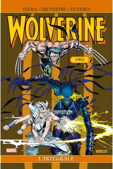 Wolverine L'intégrale 1992
