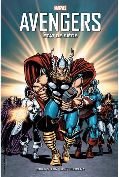 Avengers : Etat de siège