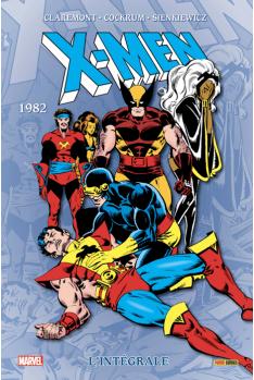 X-MEN L'INTEGRALE 1982 (NED)