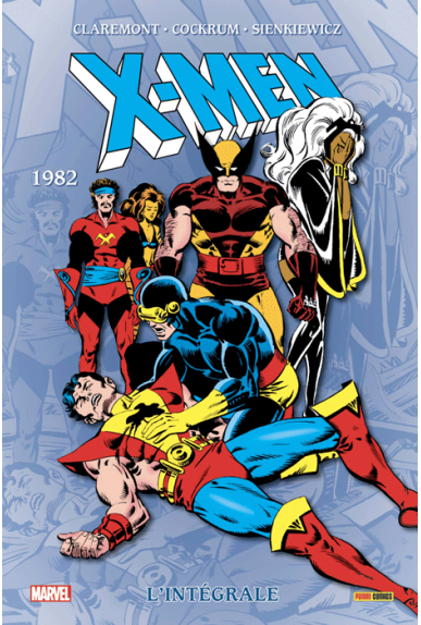 X-MEN L'INTEGRALE 1982 (NED)