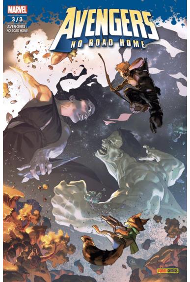 Avengers : No Road Home 3