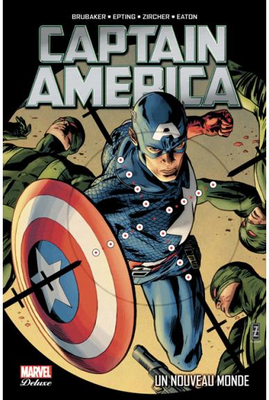 Captain America Tome 2