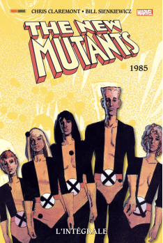 NEW MUTANTS L'INTEGRALE 1985