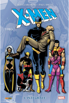 X-MEN L'INTEGRALE 1983 (nouvelle édition)