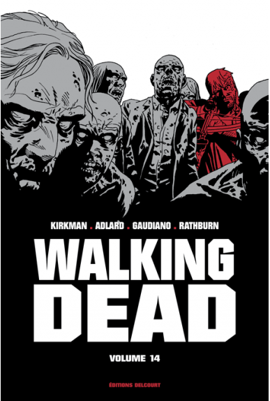 Walking Dead Prestige Volume 14