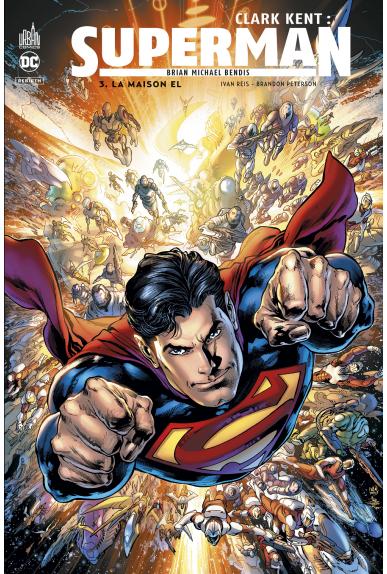 Clark Kent : Superman Tome 3