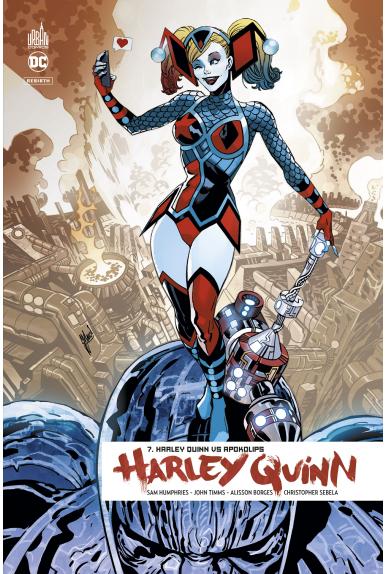 Harley Quinn Rebirth Tome 7