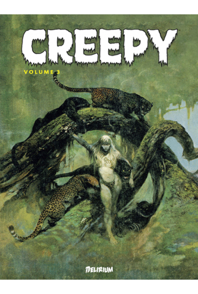 CREEPY Volume 3