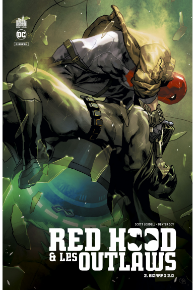 Red Hood & the Outlaws Tome 2