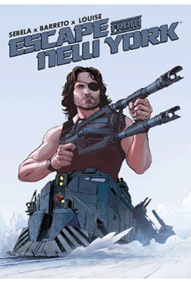 Escape from New York Tome 2 (nouvelle édition)